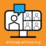 Logo for ArLiSNAP & VREP 2018 Conference
